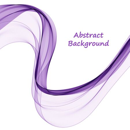 blue abstract wave. presentation template. decor for shell brochures, flyers, postcards. layout for an advertising banner