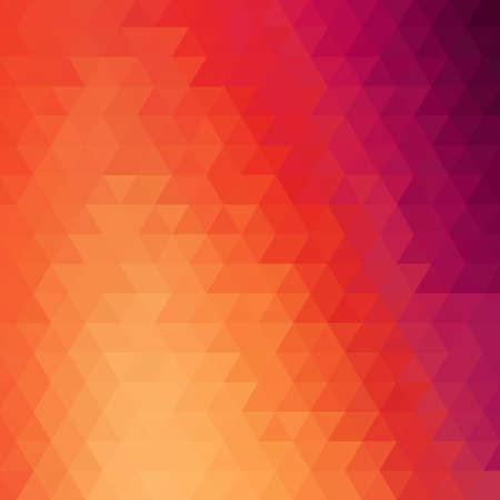Color Grid Mosaic Background, Creative Design Templates Ilustración de vector