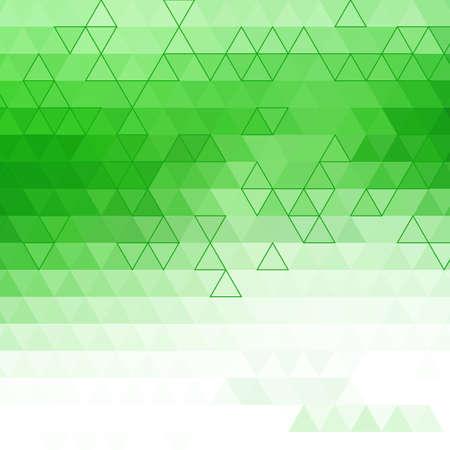 Background of geometric triangle shapes. Colorful mosaic pattern. Retro triangle corner background