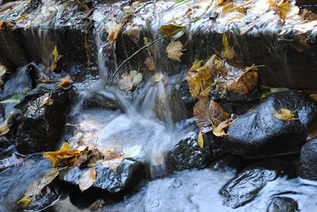 streamlet: A little waterfal of small streamlet