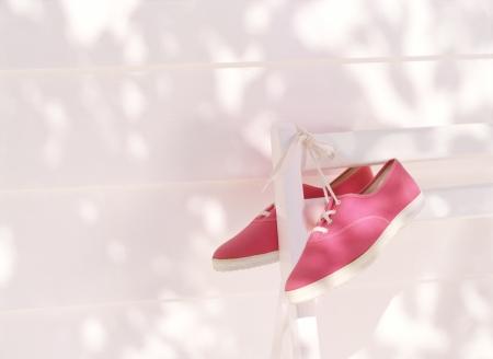 sneakers Фото со стока - 21071380