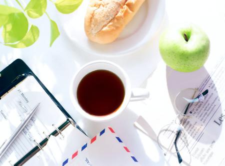 breakfast Фото со стока - 24197861