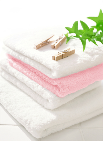 drudgery: Towel and clothespin