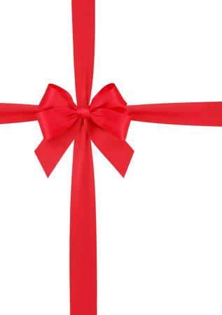 Red ribbon photo