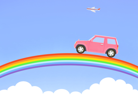 4x4: 4x4 and rainbow