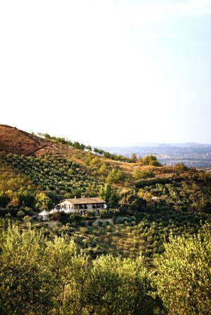 alcamo: Farm house in the mountains of Italy, Serra Monacesca