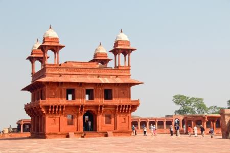 fatehpur: Fatehpur Sikri in Agra, India.