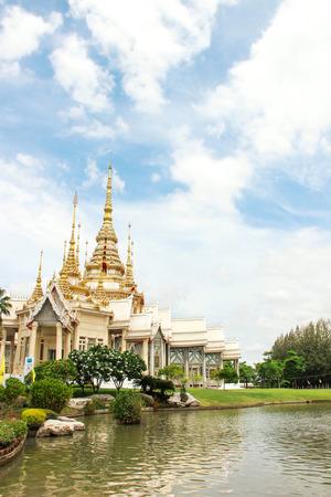ratchasima: Wat Non Kum, Temple in Sikhio, Nakhon Ratchasima Thailand