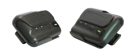 pager: Old pager, telecommunication in olden
