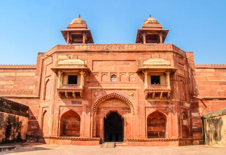 Fatehpur Sikri in Agra, India.