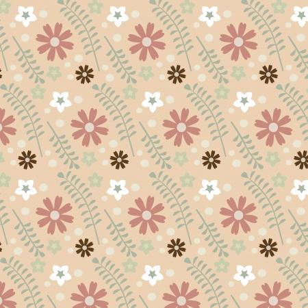Una variedad de flores en el fondo de pantalla Foto de archivo - 19490736