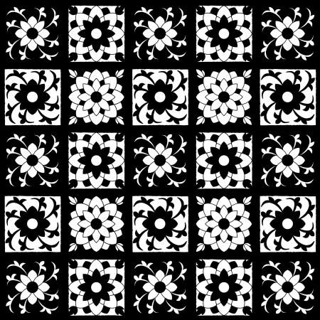 Muchas flores en el t? Foto de archivo - 19728898