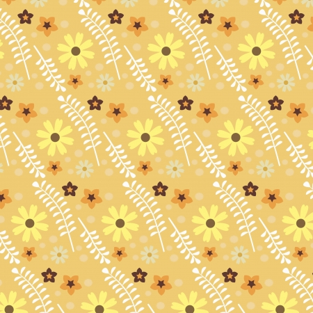 Una variedad de flores en el fondo de pantalla Foto de archivo - 19728887