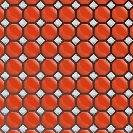 Una variedad de patrón de baldosas Foto de archivo - 24900168