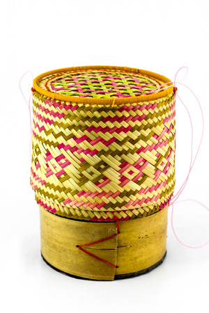 basketry: The delicate basketry in asia.