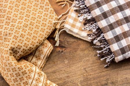 stylish: Cotton, natural dyes, wood floors, surfaces, cotton.