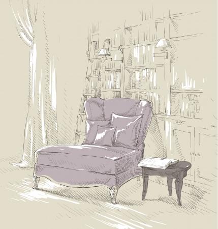 Salon Banque d'images - 18320240