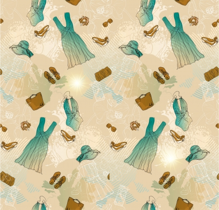 fashion seamless background
