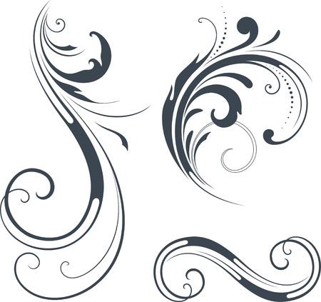 scroll border: Scroll Design