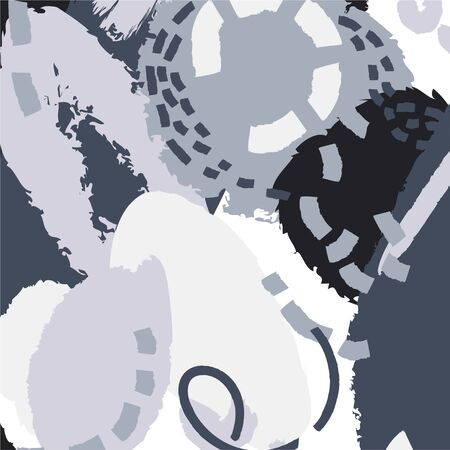 Abstract creative background Brush Texture. Modern artistic background. brush stroke.