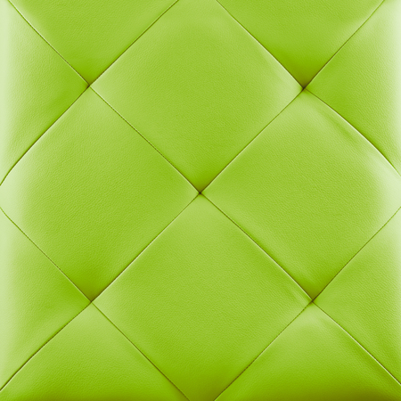 lime fruit: Lime genuine leather upholstery background. Luxury pattern. Stock Photo