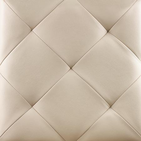 Blanco genuina fondo tapicería de cuero. patrón de lujo.