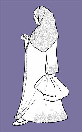 tunisian: tunisian woman