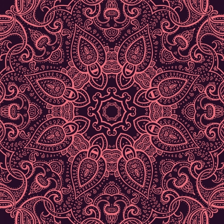 mandala: Mandala  Indian Ornament  Circle ornament, Lace  Round pattern