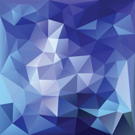 Geometric Abstract Illustration  Ilustração