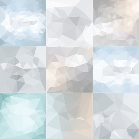 business backgound: Abstract Geometric backgrounds Illustration