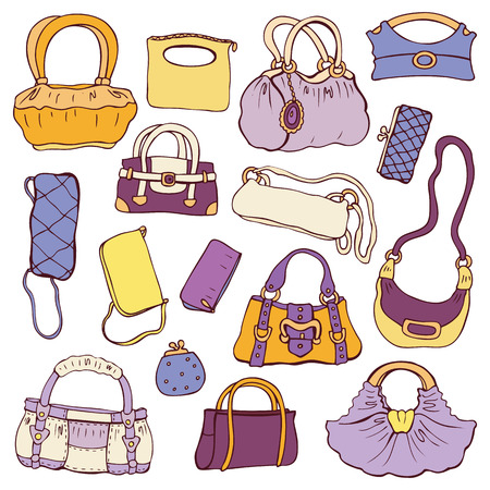 Collection women Vector