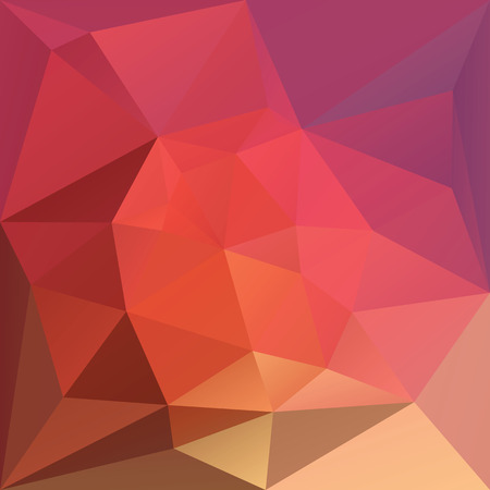 3 D Geometric Abstract background. Vector Illustration. Illustration