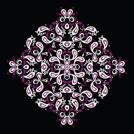 ornamental background: Vector Ornamental  background.  Illustration