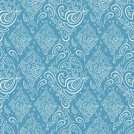 mhendi: Seamless Paisley background