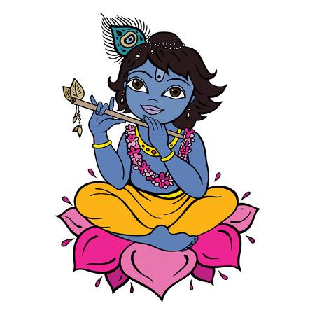 krishna: Hindoe God Krishna