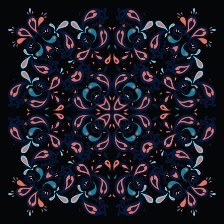 Vector Ornamental  background  Vector