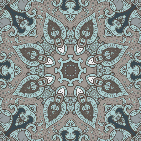 Mandala, decorative pattern. Vector