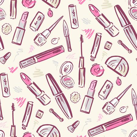 make up brush: Beauty products. Cosmetics.