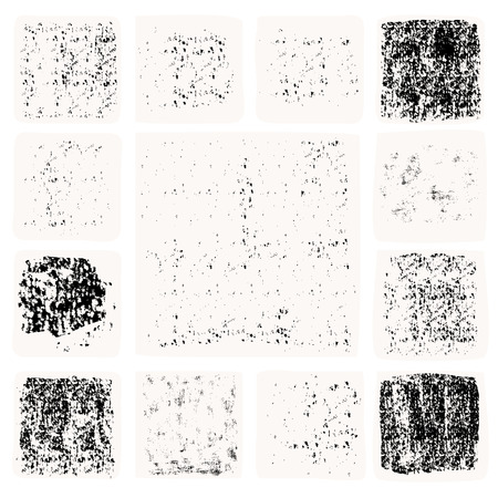 ink splat: Ink splatters. Grunge design elements collection.