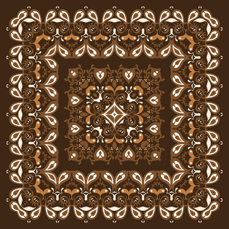 ornamental background: Ornamental  background.