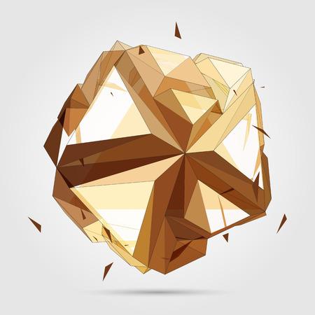 nanotechnology: 3D concept illustration.