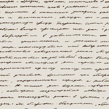 white feather: El amor de escritura a mano de fondo sin fisuras. patrón de texto, estilo de la vendimia Vectores