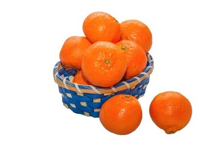 Un Cestino di mandarini