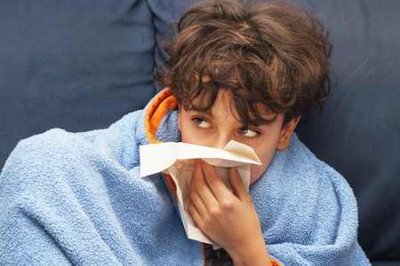 colds: Colds and illness first