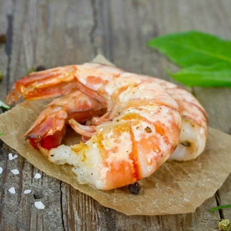 gambas: Shrimp
