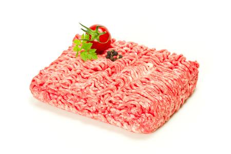 butcher s shop: minced meat