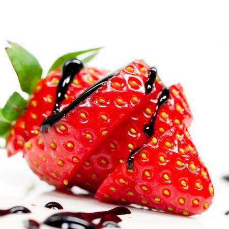 Erdbeere Standard-Bild - 24576109