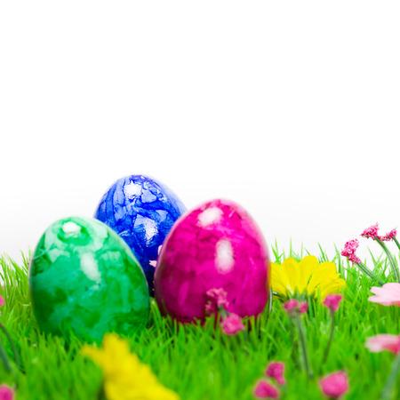 easter egg hunt: easter eggs