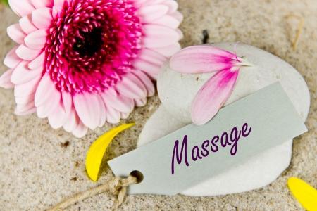 auszeit: massage