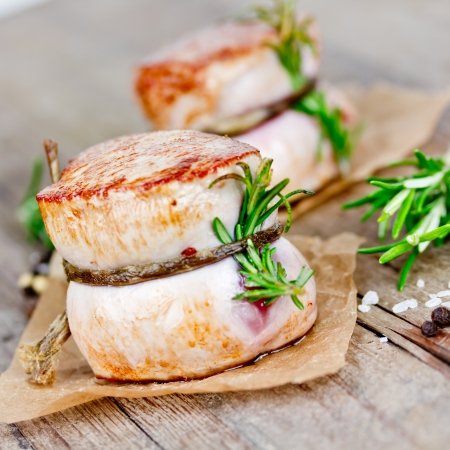 pork fillets Stock Photo - 25093378